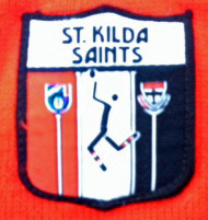 My footy team - the St.Kilda Saints