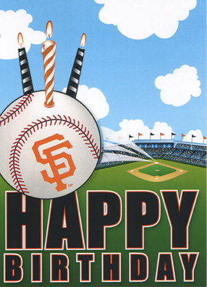 Baseball Birthday Cards gangcraftnet