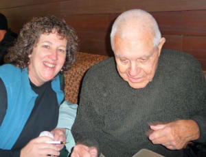 Meeting Lon in 2010
